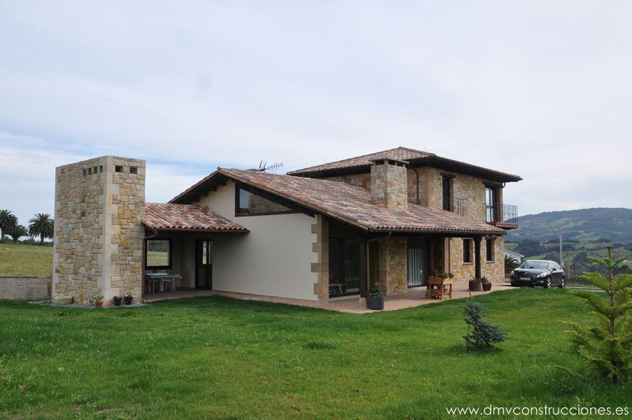 Fachadas chalets beautiful fachadas de las casas ms for Modelos de chalets de una planta