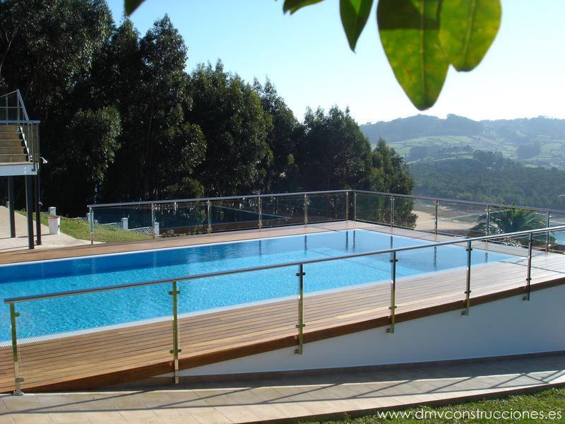 Genma del mar dmv construcciones for Go fit piscinas san miguel telefono